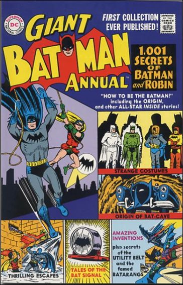 Batman Annual (1961) 1-B by DC