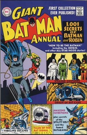 Batman Annual (1961) 1-B