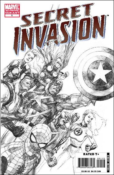 Secret Invasion 1-O by Marvel