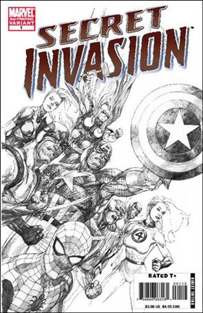 Secret Invasion 1-O