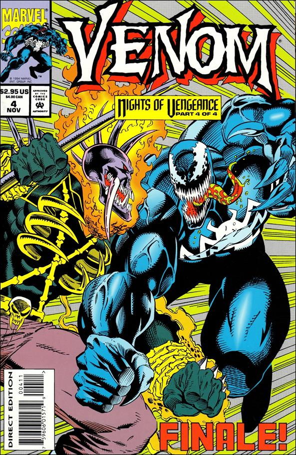 Venom: Nights of Vengeance 4-A by Marvel