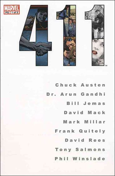 411 1-A by Marvel