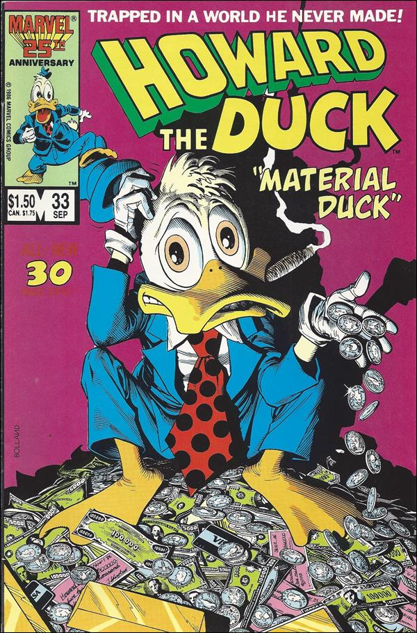 Howard the Duck (1976) 33-B by Marvel