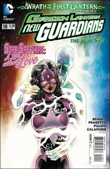 Green Lantern: New Guardians  18-A by DC