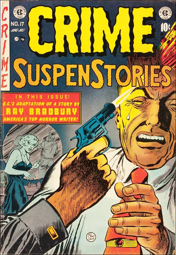 Crime SuspenStories (1950) 17-A by E.C.
