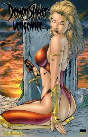Demonslayer: Vengeance 1-J by Avatar Press