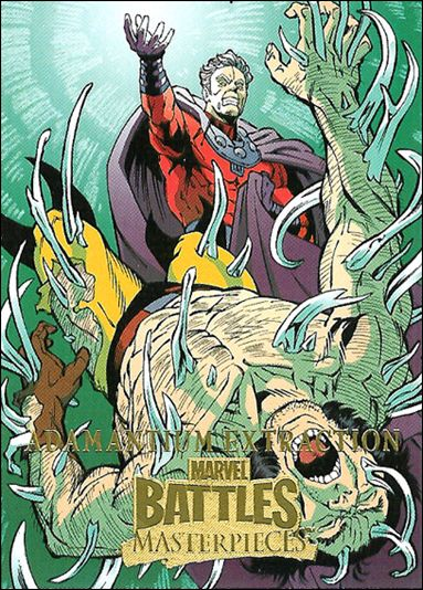 2008 Marvel Masterpieces: Series 3 (Base Set) 46-A by SkyBox