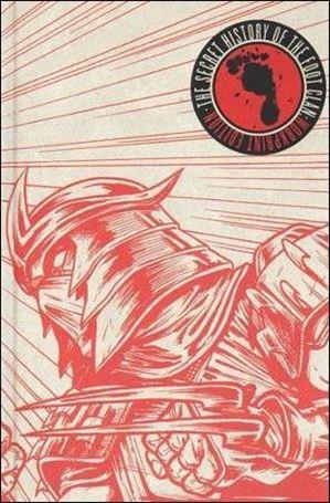 Teenage Mutant Ninja Turtles: The Secret History of the Foot Clan, Workprint Edition nn-A