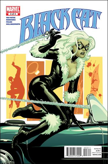 Amazing Spider-Man Presents: Black Cat 3-A by Marvel