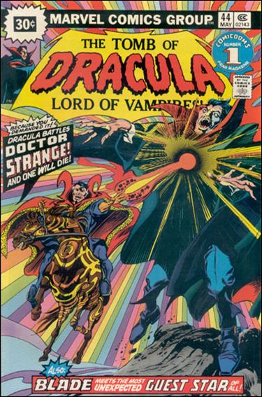 Tomb of Dracula (1972) 44-B by Marvel