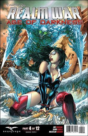 Grimm Fairy Tales Presents Realm War: Age of Darkness 4-A