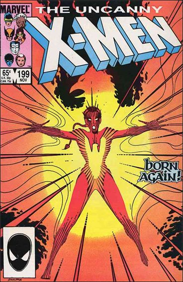 Uncanny X-Men (1981) 199-A by Marvel