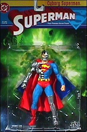 Superman (Series 2) Cyborg Superman by DC Direct