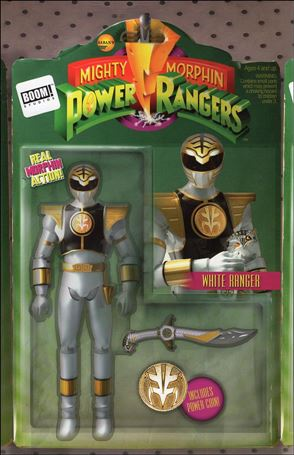Mighty Morphin Power Rangers 7-D