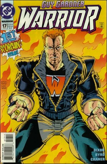 Guy Gardner: Warrior 17-A by DC
