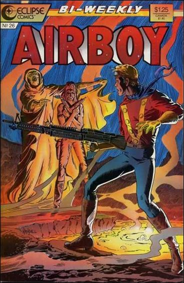 Airboy (1986) 26-A by Eclipse