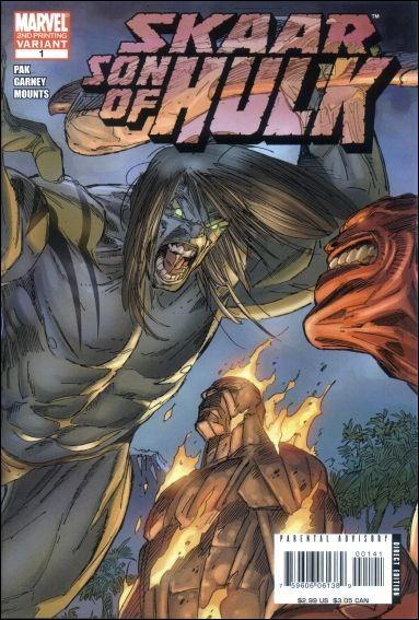 Skaar: Son of Hulk 1-E by Marvel