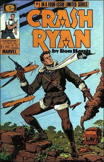 Crash Ryan 1-A by Epic