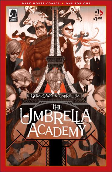 Umbrella Academy: Apocalypse Suite 1-E by Dark Horse