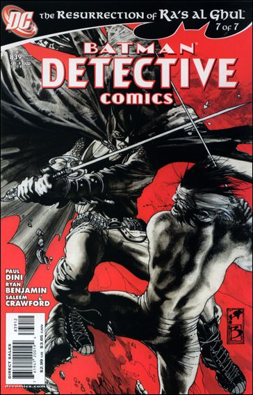 Detective Comics (1937) 839-B by DC