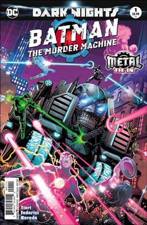 Batman: The Murder Machine 1-A