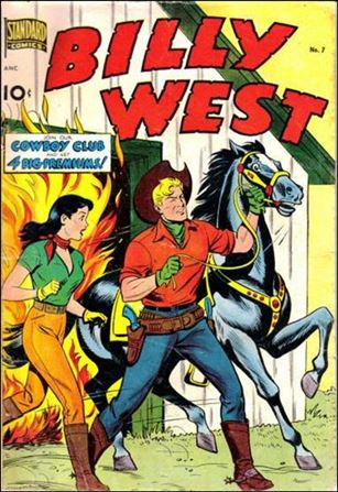 Billy West 7-A