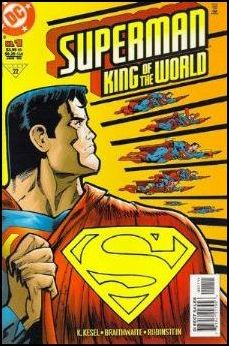 Superman, King of the World 1-B by DC