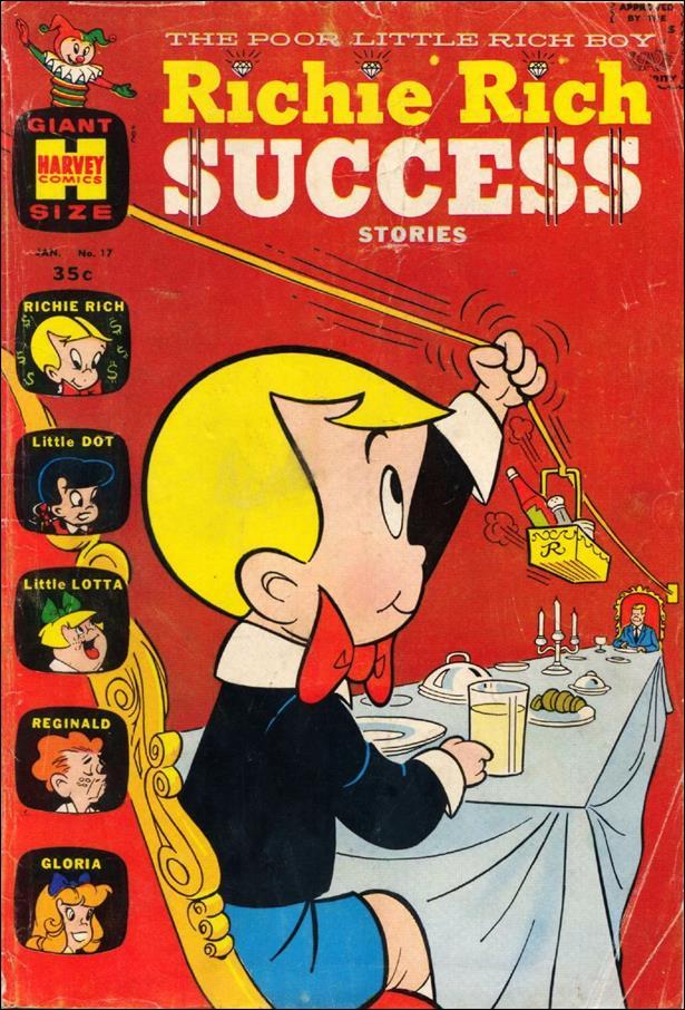 Richie Rich Success Stories 17-A by Harvey