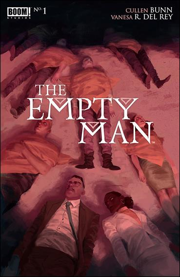Empty Man 1-A by Boom! Studios