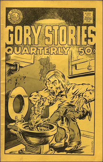 Gory Stories Quarterly 2.5-A by Shroud Publishers