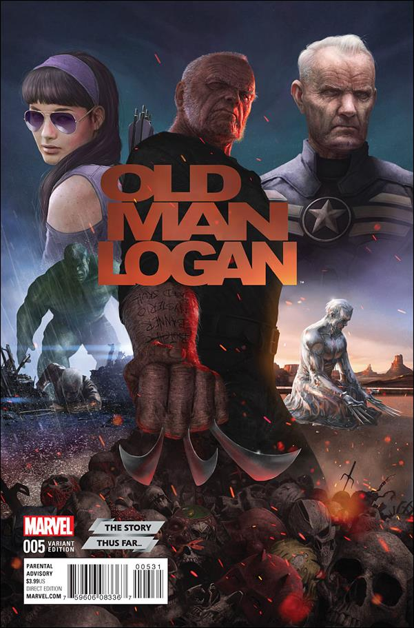 Old Man Logan (2016) 5-C