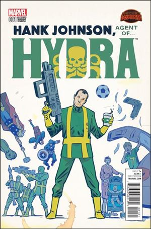 Hank Johnson, Agent of Hydra 1-B