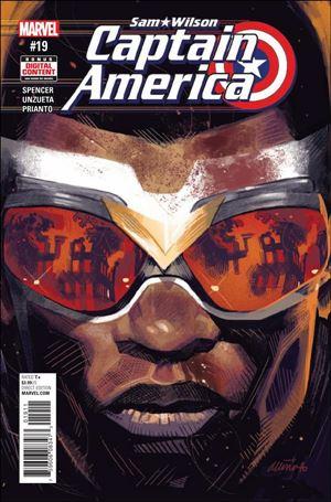 Captain America: Sam Wilson 19-A