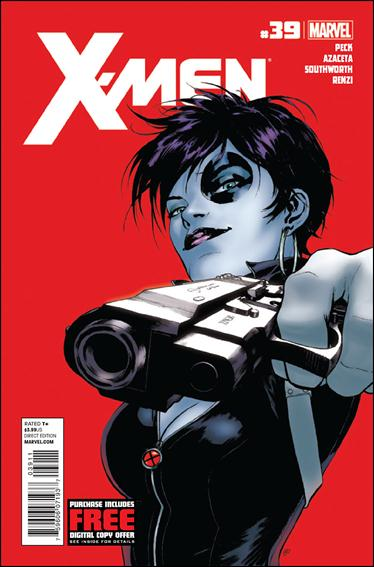 X-Men (2010) 39-A by Marvel