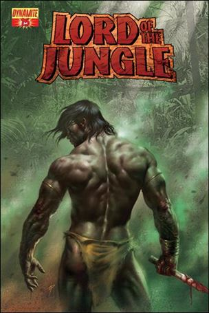 Lord of the Jungle 15-A