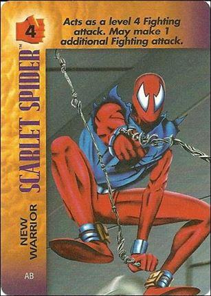 Marvel Overpower Powersurge (Base Set)nn145-A