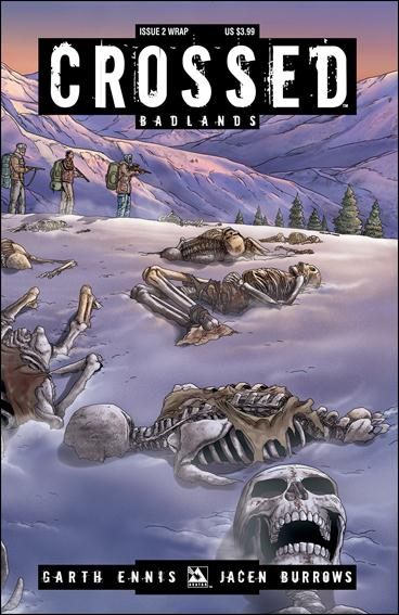 Crossed: Badlands 2-B by Avatar Press