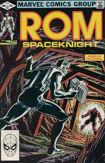 ROM (1979) 29-A by Marvel