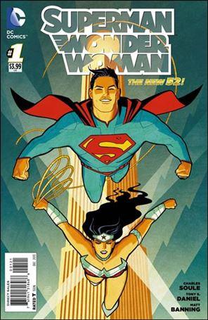 Superman/Wonder Woman (2013/12) 1-D