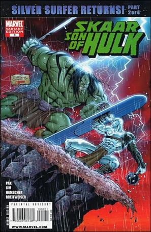 Skaar: Son of Hulk 8-B