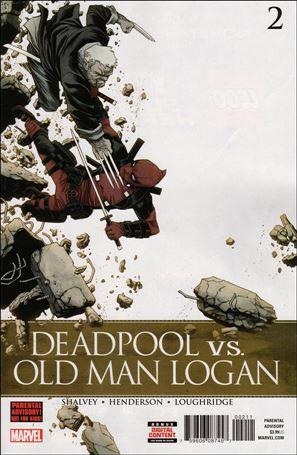 Deadpool Vs. Old Man Logan 2-A