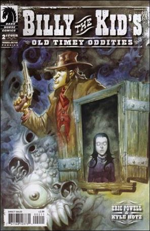 Billy the Kid's Old Timey Oddities 2-A