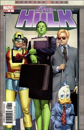 She-Hulk (2004) 8-A