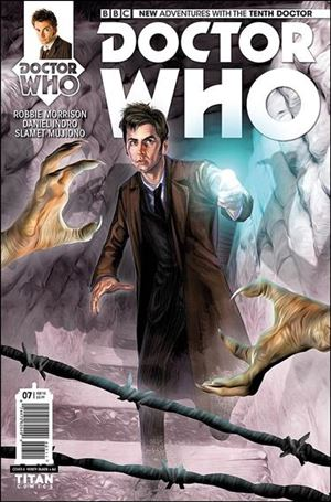 Doctor Who: The Tenth Doctor 7-A