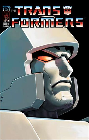 Transformers: Infiltration 0-H by IDW