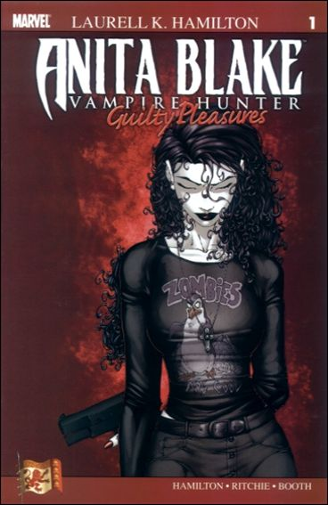 Anita Blake, Vampire Hunter - Guilty Pleasures 1-F by Marvel