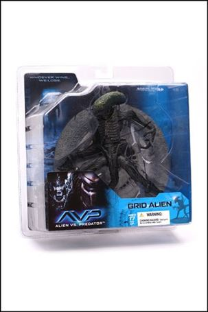 Alien vs Predator (Series 1) Grid Alien