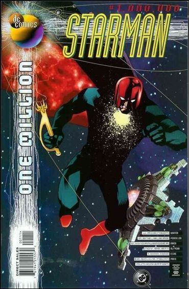 Starman (1994) 1,000,000-A by DC