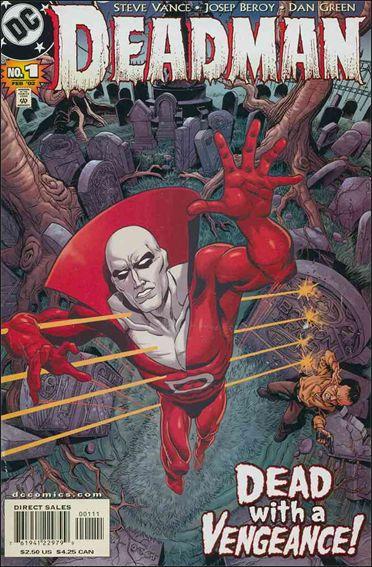 Deadman (2002) 1-A by DC