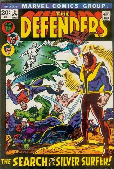 Defenders (1972) 2-A by Marvel